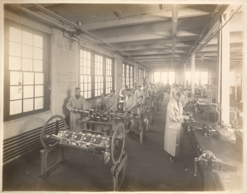 Motor Assembly in left foreground [5].jpg