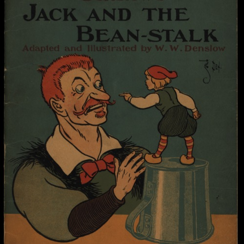 Denslow's Jack and the Bean-stalk