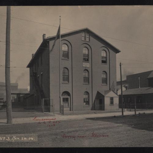 School No. 3, Perry Street School