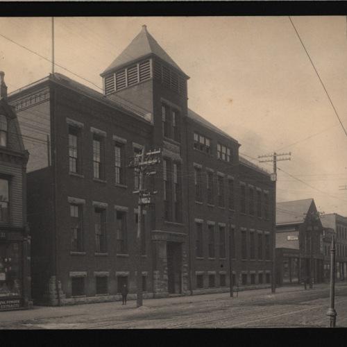 School No. 4, Elk Street School
