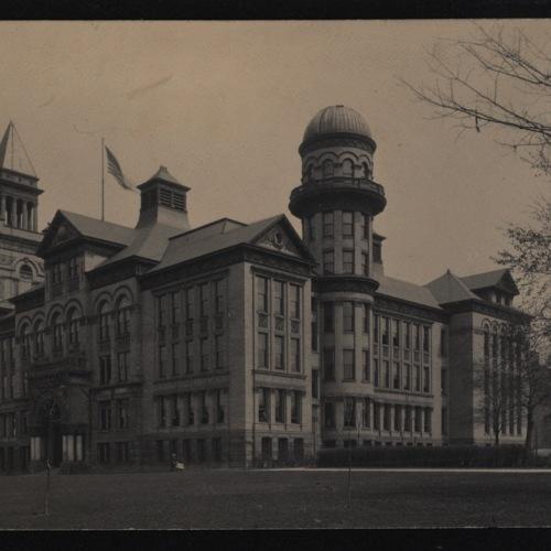 Masten Park High School