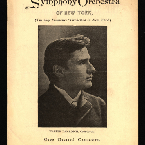 The Symphony Orchestra of New York