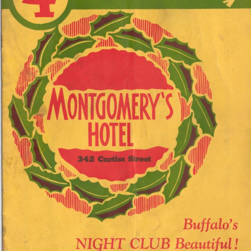 4th Anniversary : Montgomery's Hotel