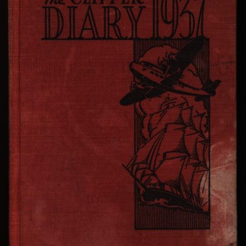 1937 diary of Alice Mae Smith