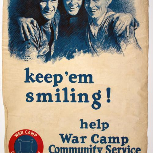 Keep 'em smiling!