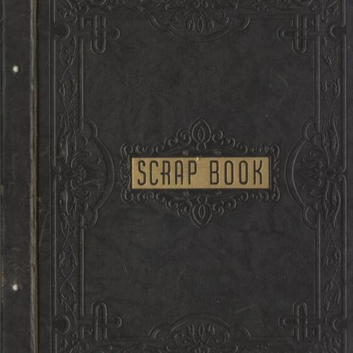 Nelson Fischer WWII Scrapbook, 1940-1944
