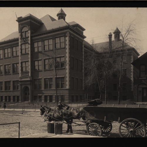 School No. 1, Seventh Street School